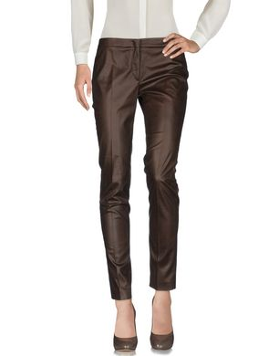 INCOTEX Damen Hose Farbe Dunkelbraun Größe 5