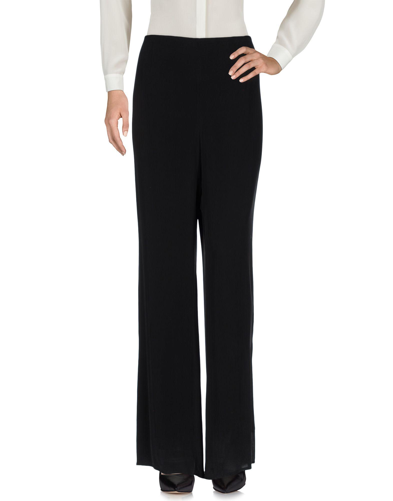 GATTINONI Damen Hose Farbe Schwarz Größe 8