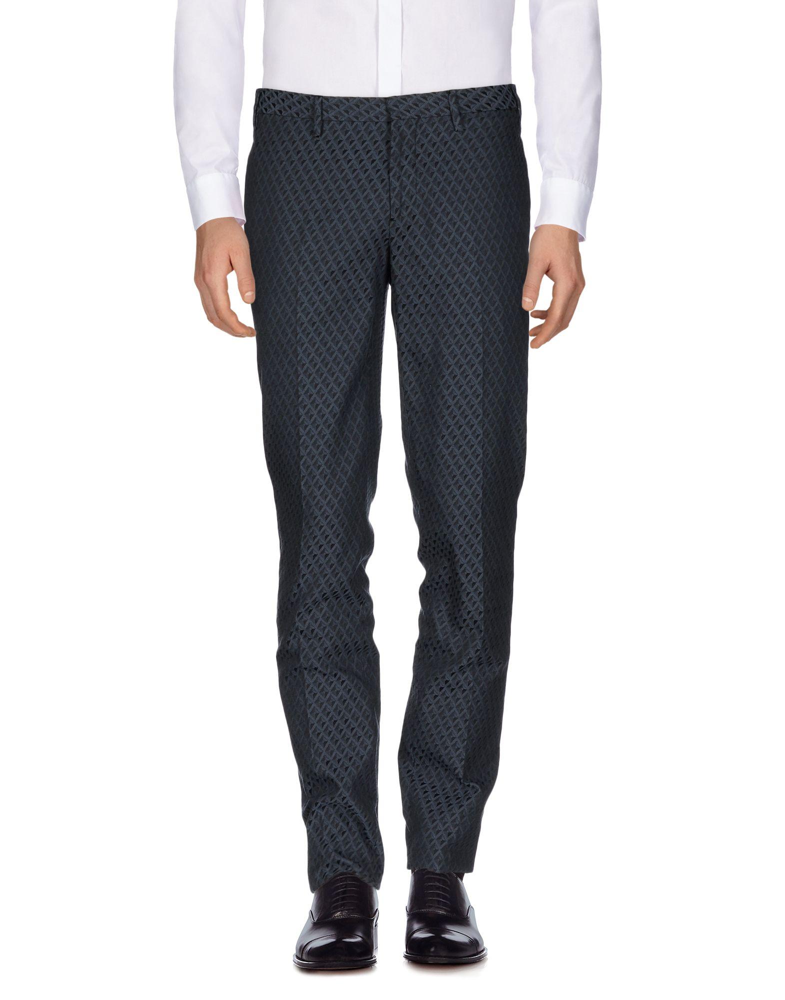 《期間限定セール中》BELSTAFF メンズ パンツ ブルーグレー 48 ポリエステル 65% / コットン 35%