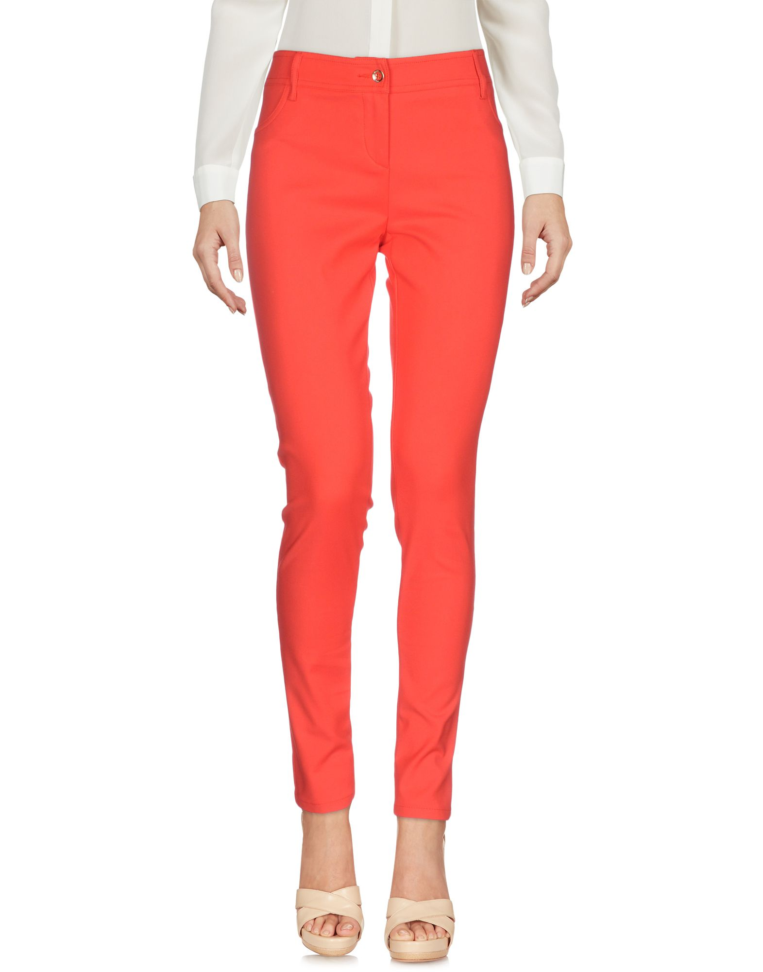 GUESS BY MARCIANO Damen Hose Farbe Rot Größe 5 jetztbilligerkaufen