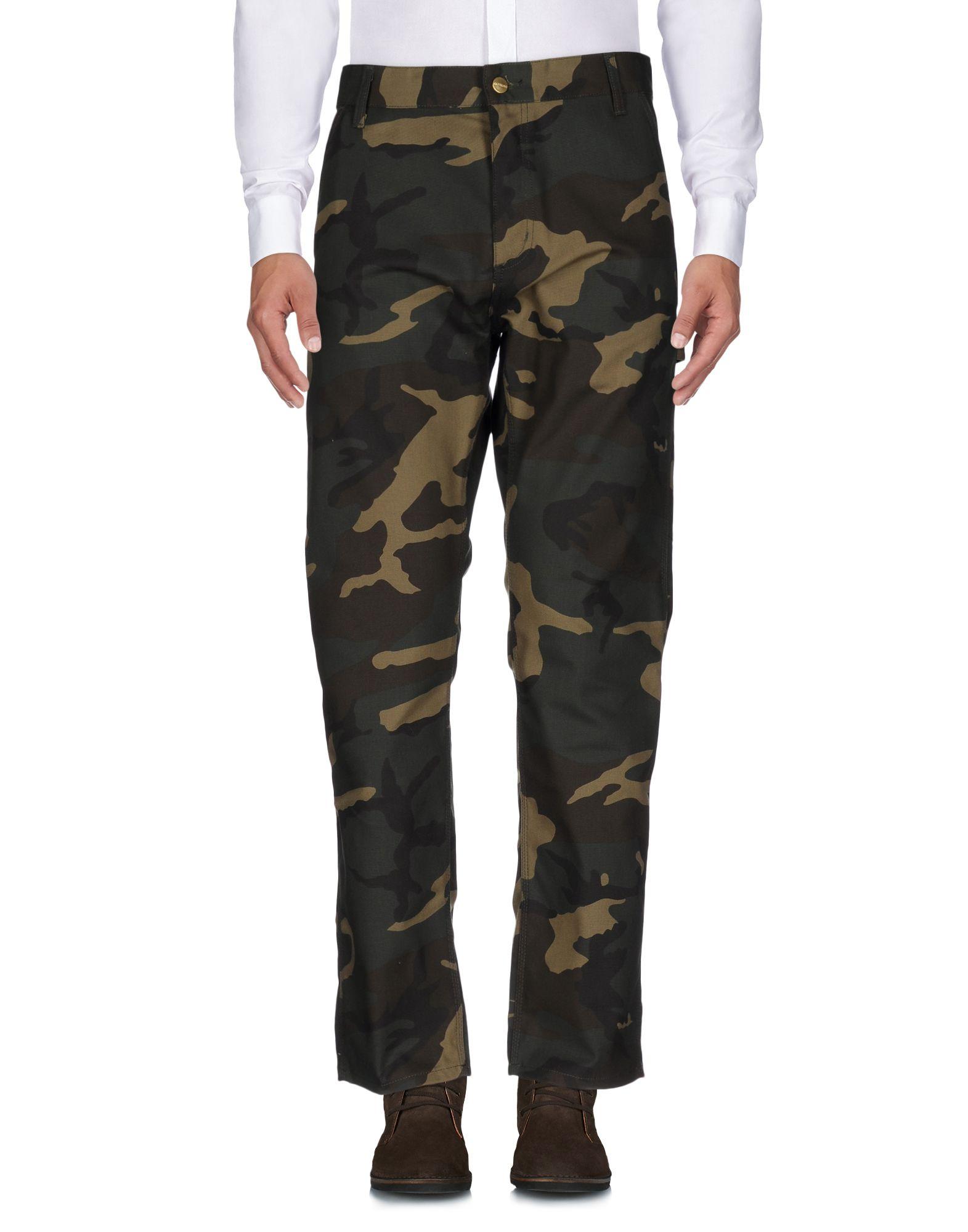CARHARTT Herren Hose Farbe Militärgrün Größe 7 jetztbilligerkaufen