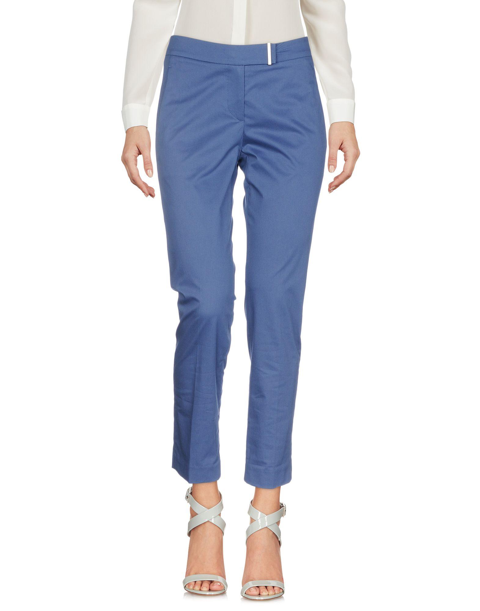 BRUNELLO CUCINELLI Damen Hose Farbe Blau Größe 3 jetztbilligerkaufen