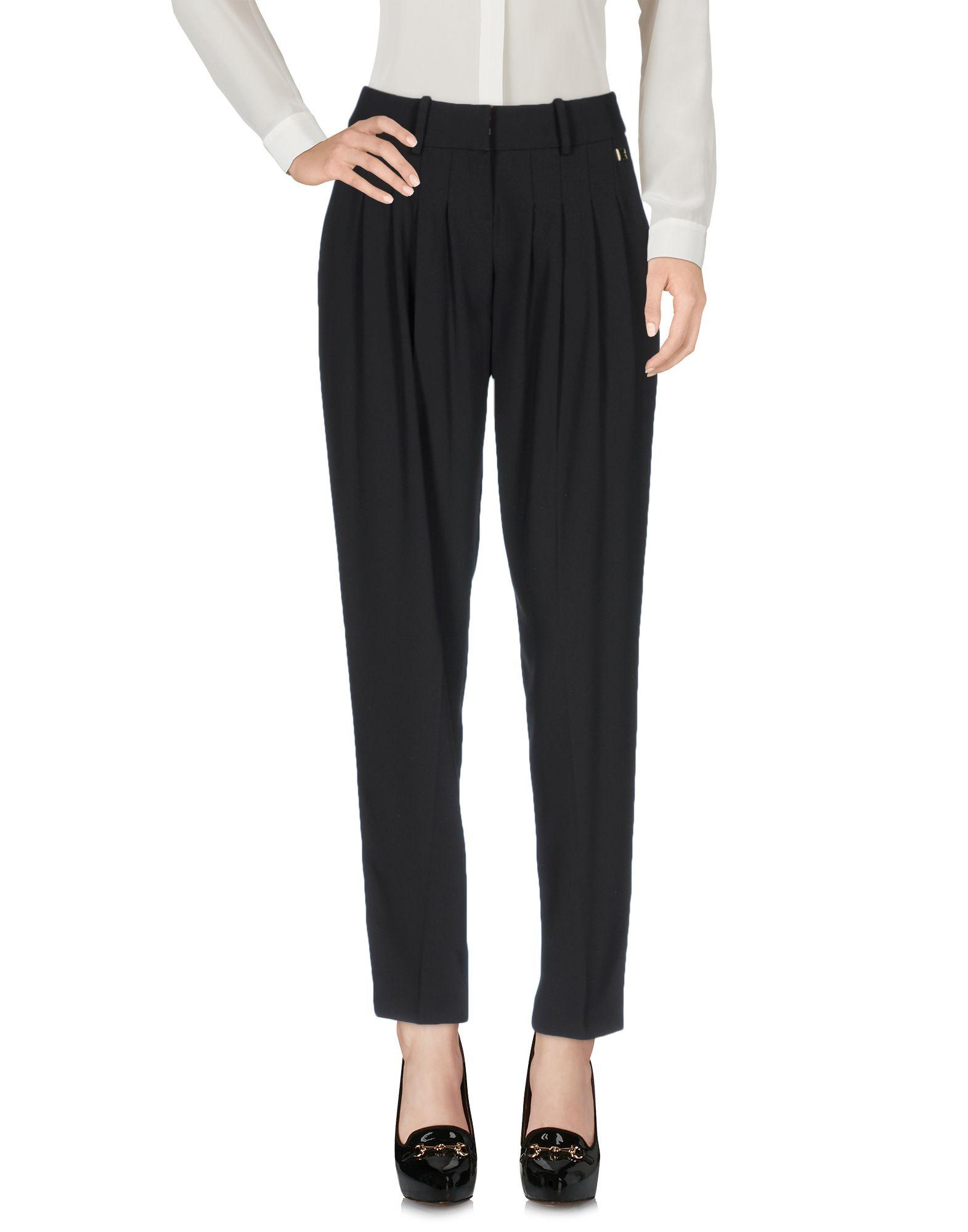 ELISABETTA FRANCHI for CELYN b. Damen Hose Farbe Schwarz Größe 2 jetztbilligerkaufen
