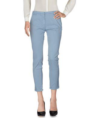 ELEVENTY Damen Hose Farbe Blaugrau Größe 5