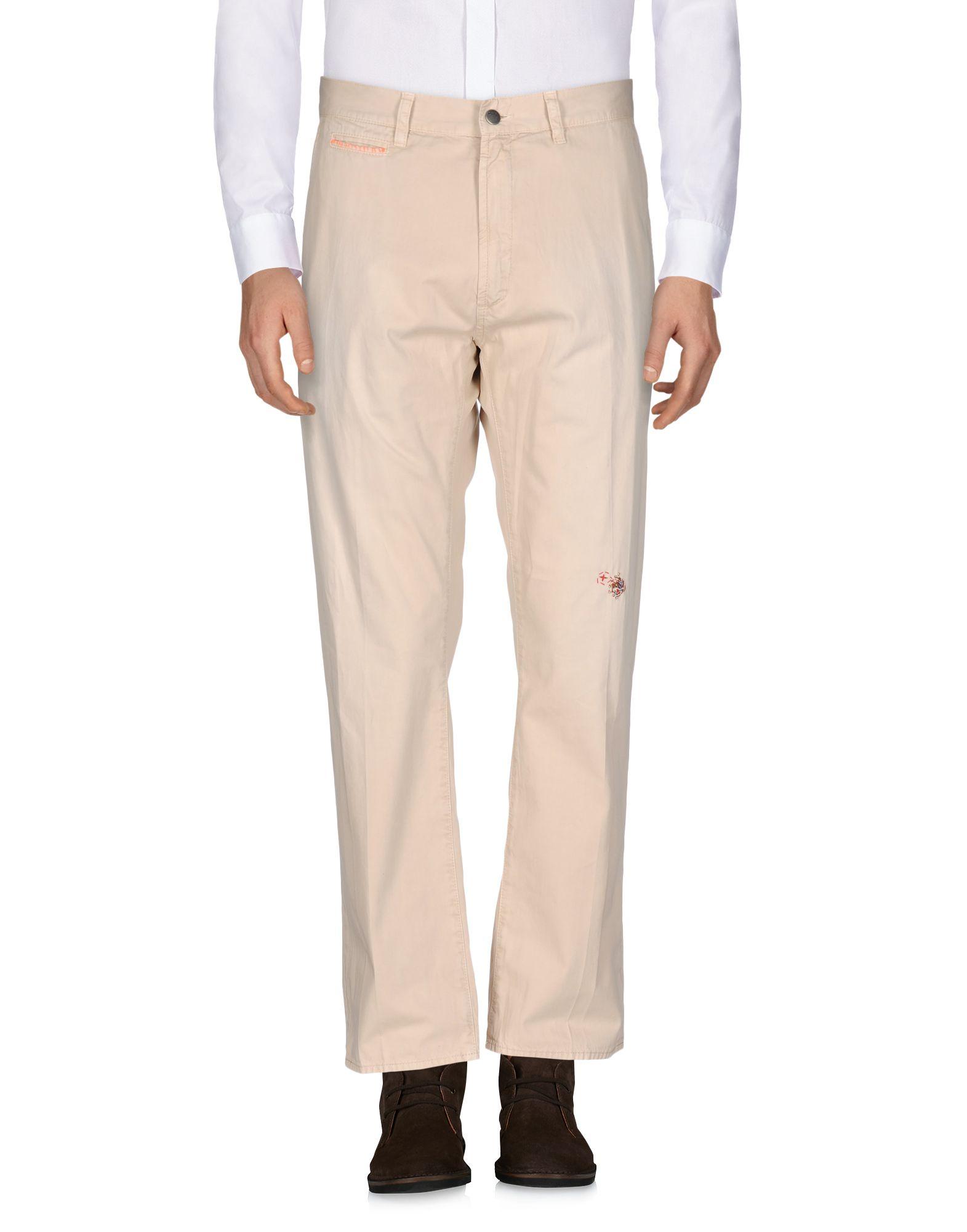 Фото (+) PEOPLE Повседневные брюки. Купить с доставкой