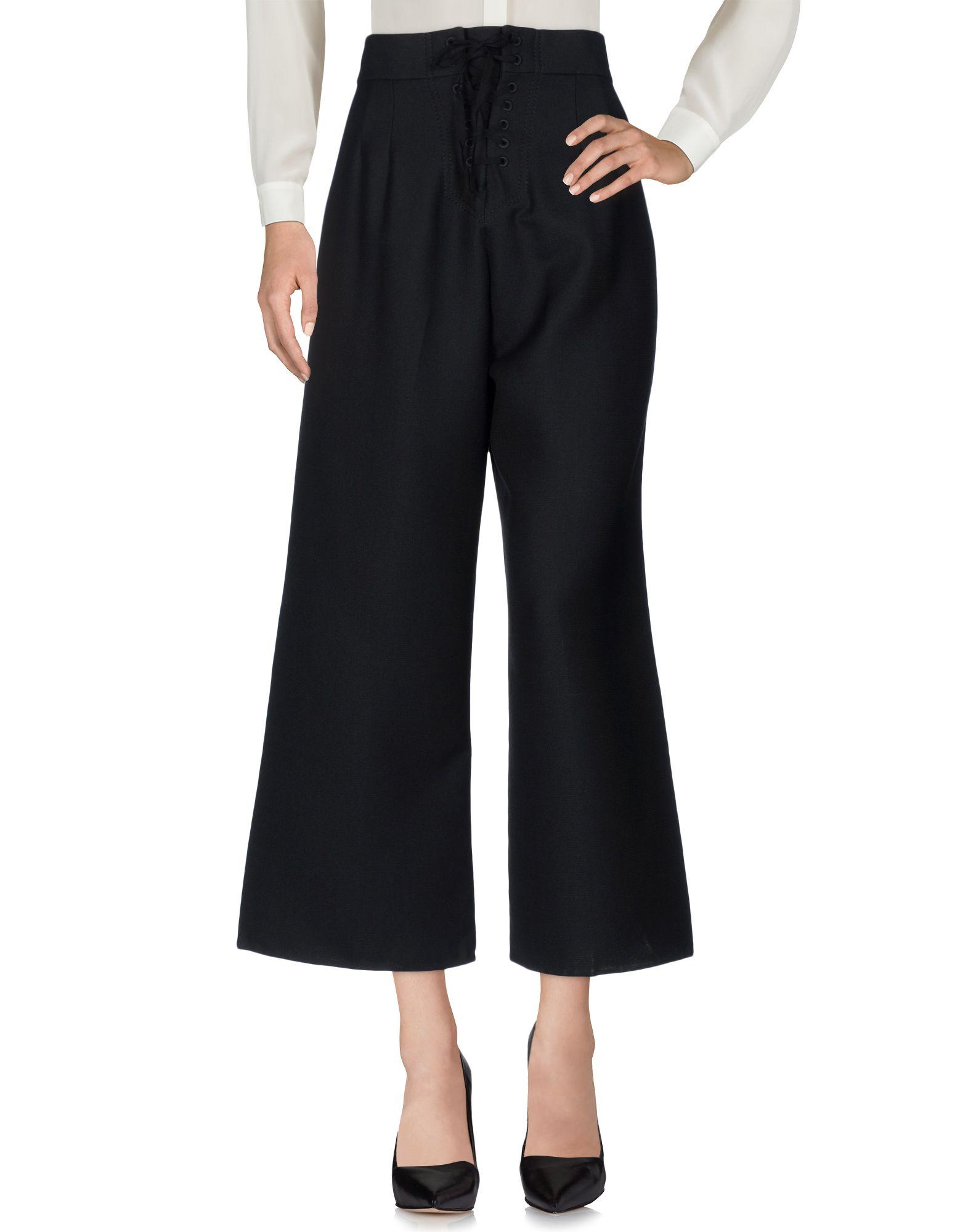 MARC JACOBS Damen Hose Farbe Schwarz Größe 6 jetztbilligerkaufen