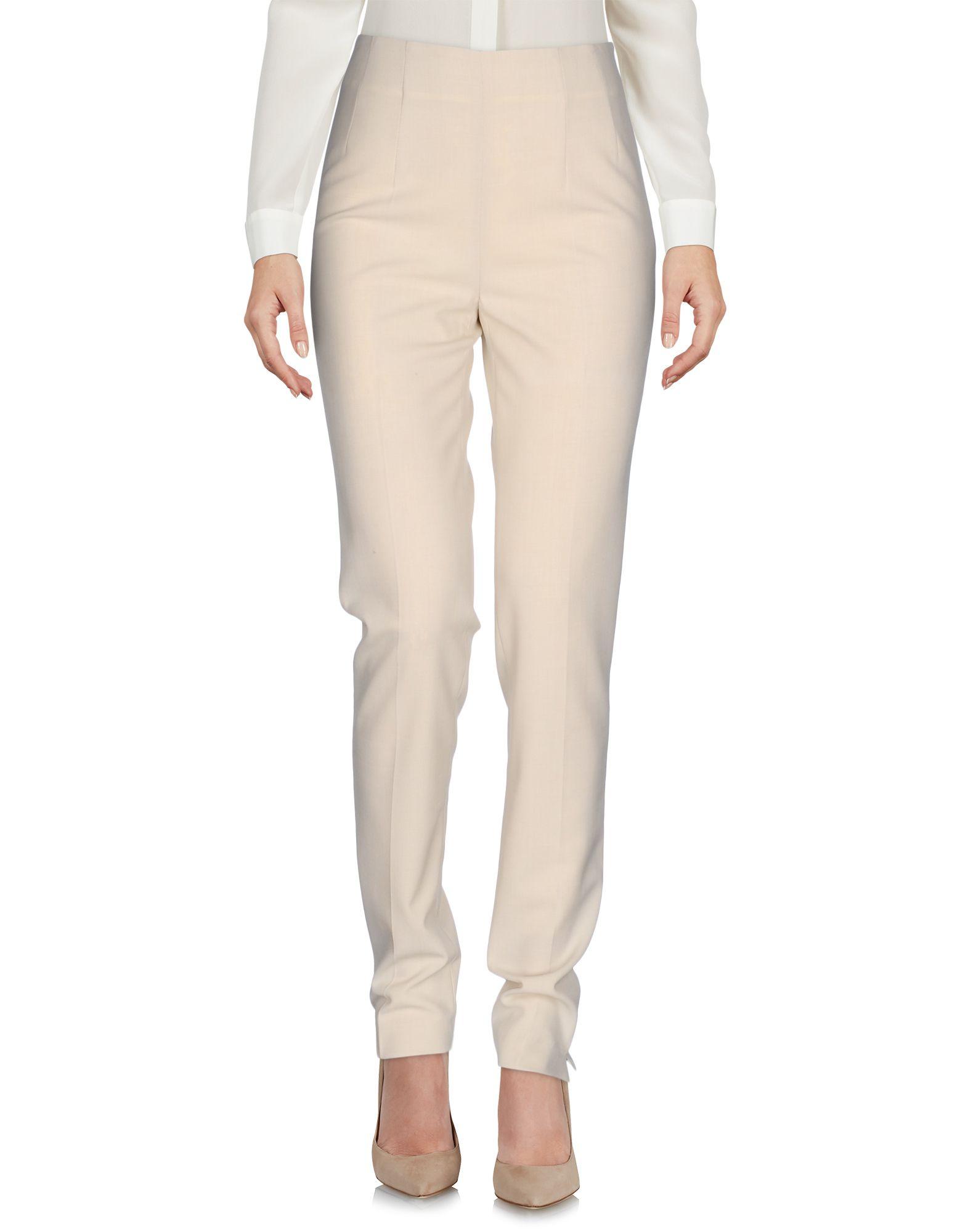 LOVE MOSCHINO Повседневные брюки брюки moschino брюки классические
