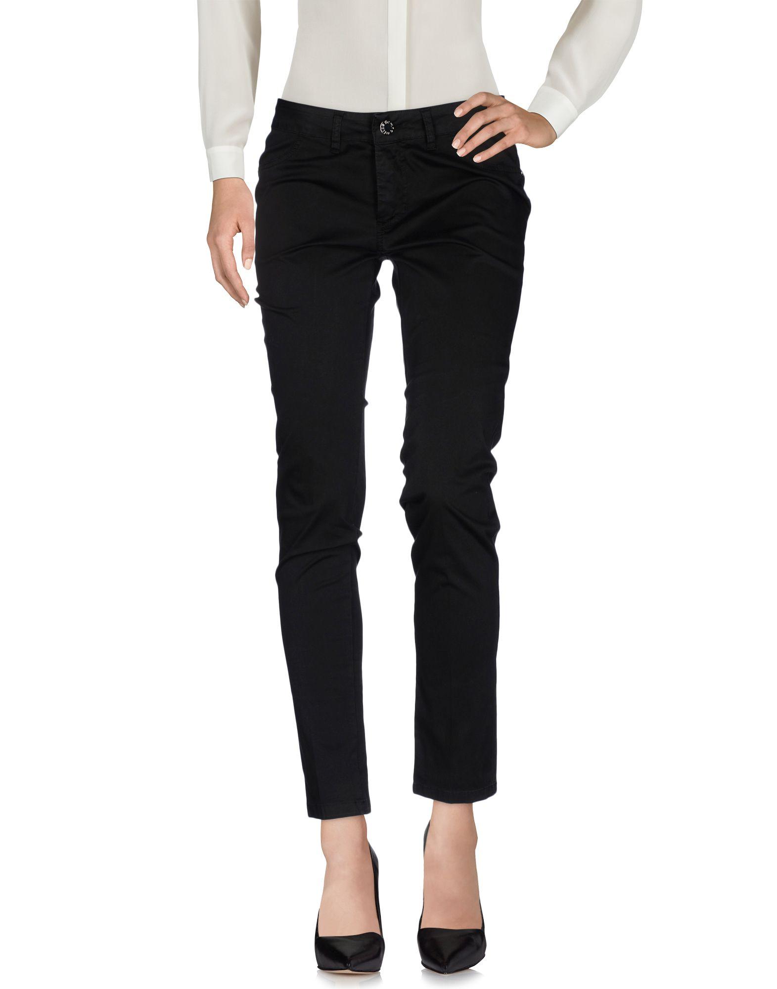 OLTRE TEMPO Повседневные брюки джемпер blue oltre blue oltre bl029ewxbx53