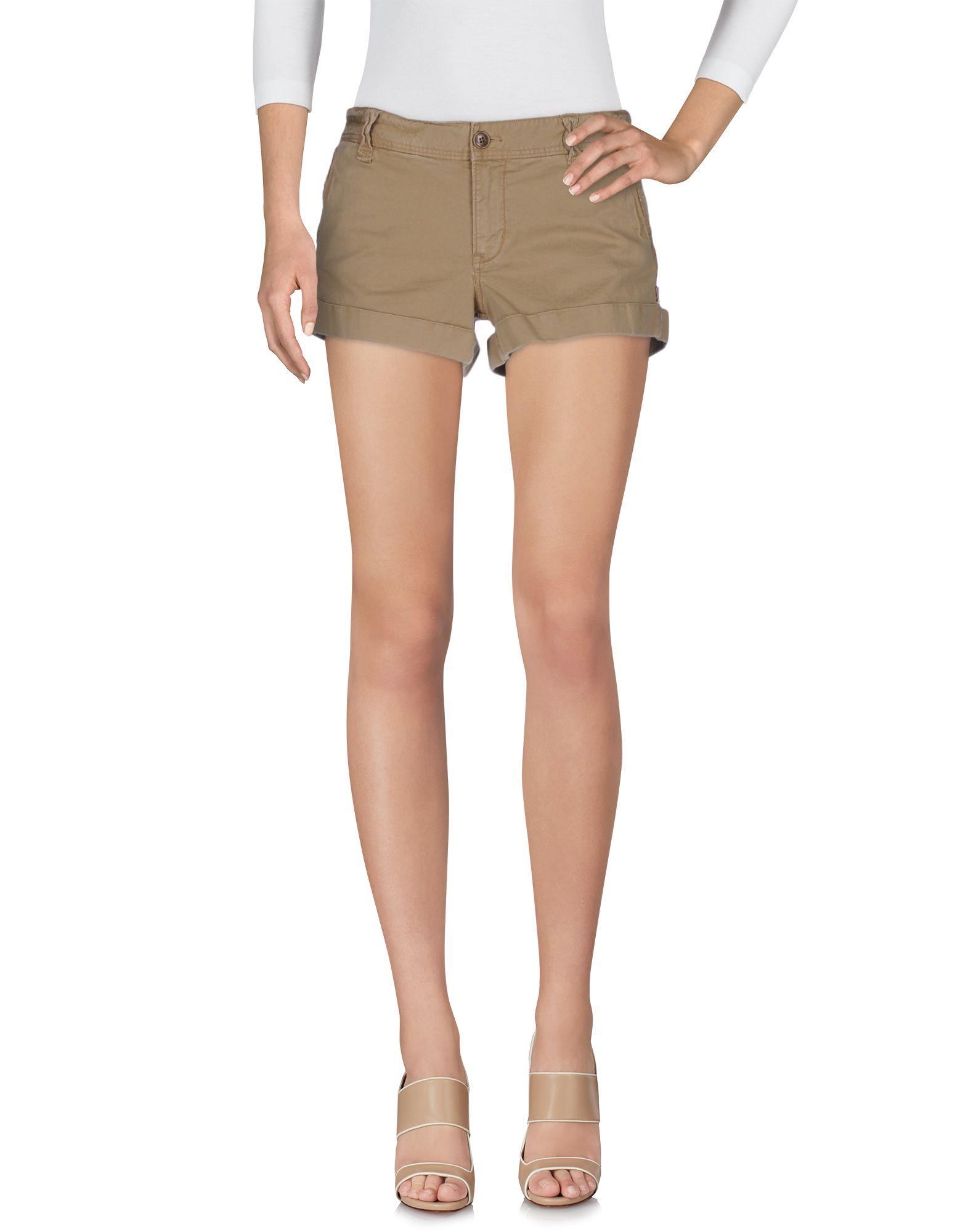 Short polo jeans company femme. sable. 30...