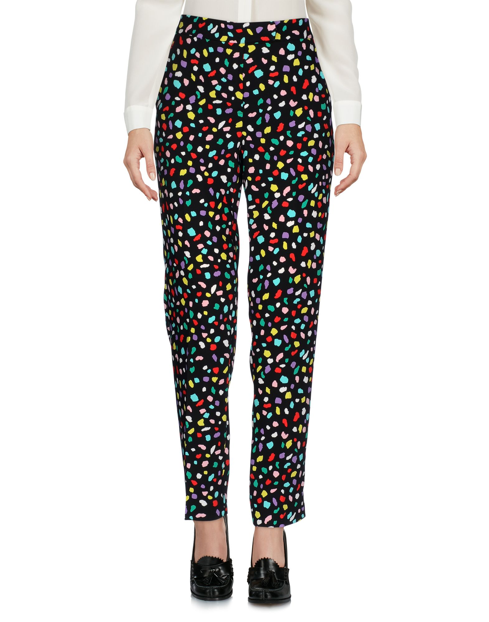 где купить  BOUTIQUE MOSCHINO Повседневные брюки  по лучшей цене