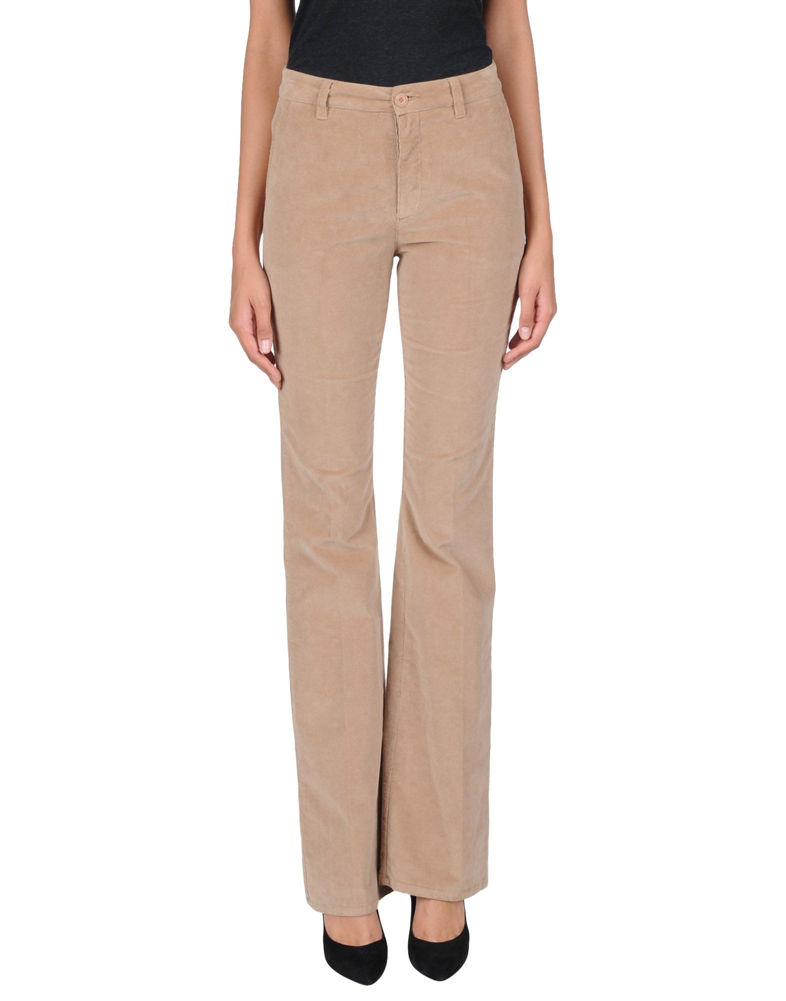 EUROPEAN CULTURE Повседневные брюки укороченные брюки с карманами european culture