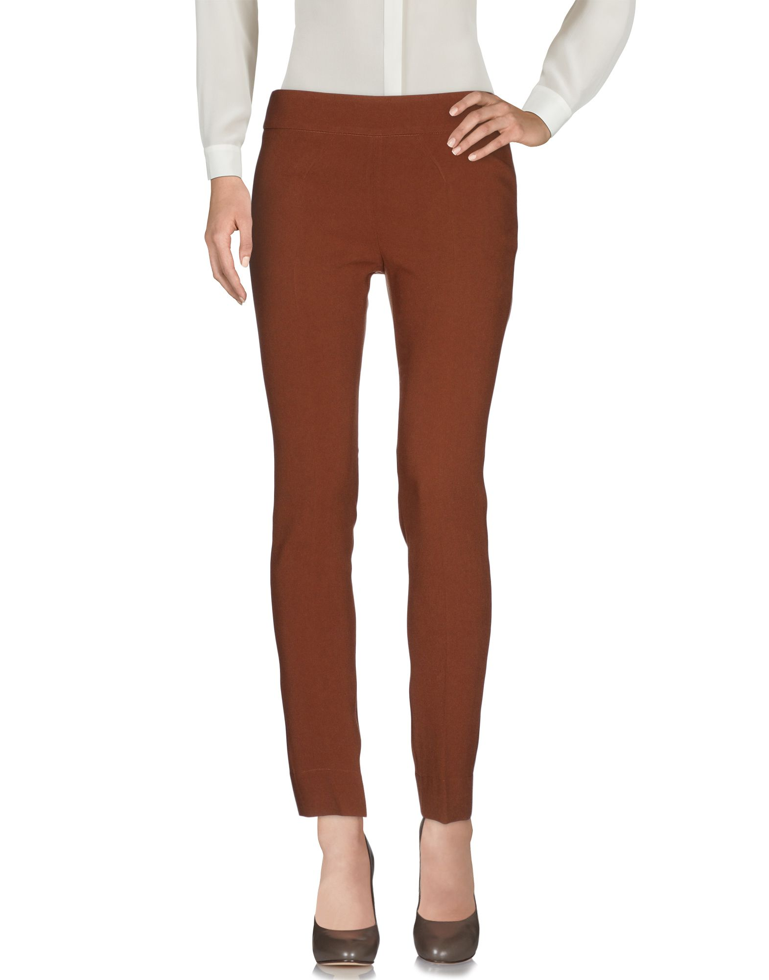 L' AUTRE CHOSE Повседневные брюки цена 2017
