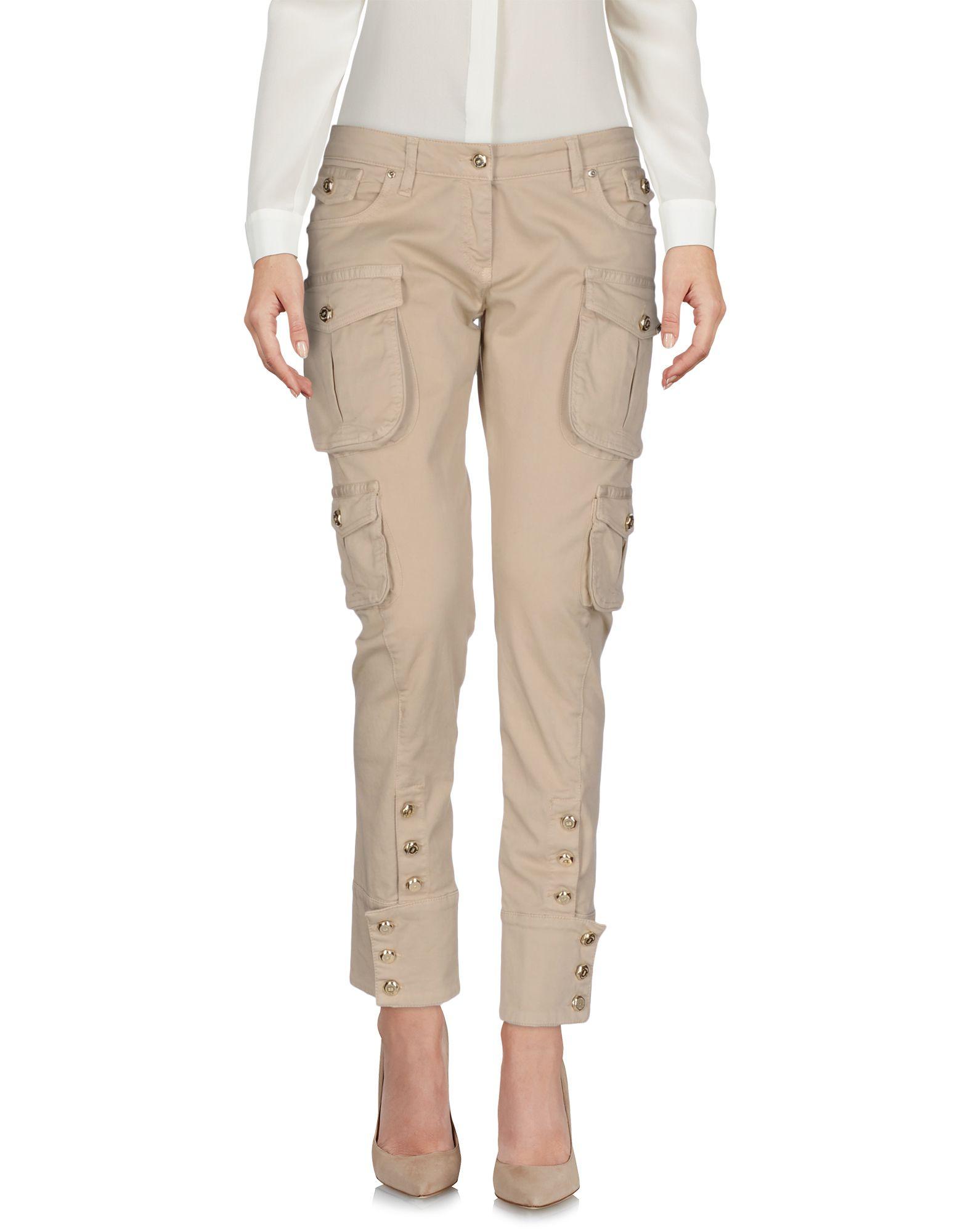 ELISABETTA FRANCHI JEANS for CELYN B. Повседневные брюки цена 2017