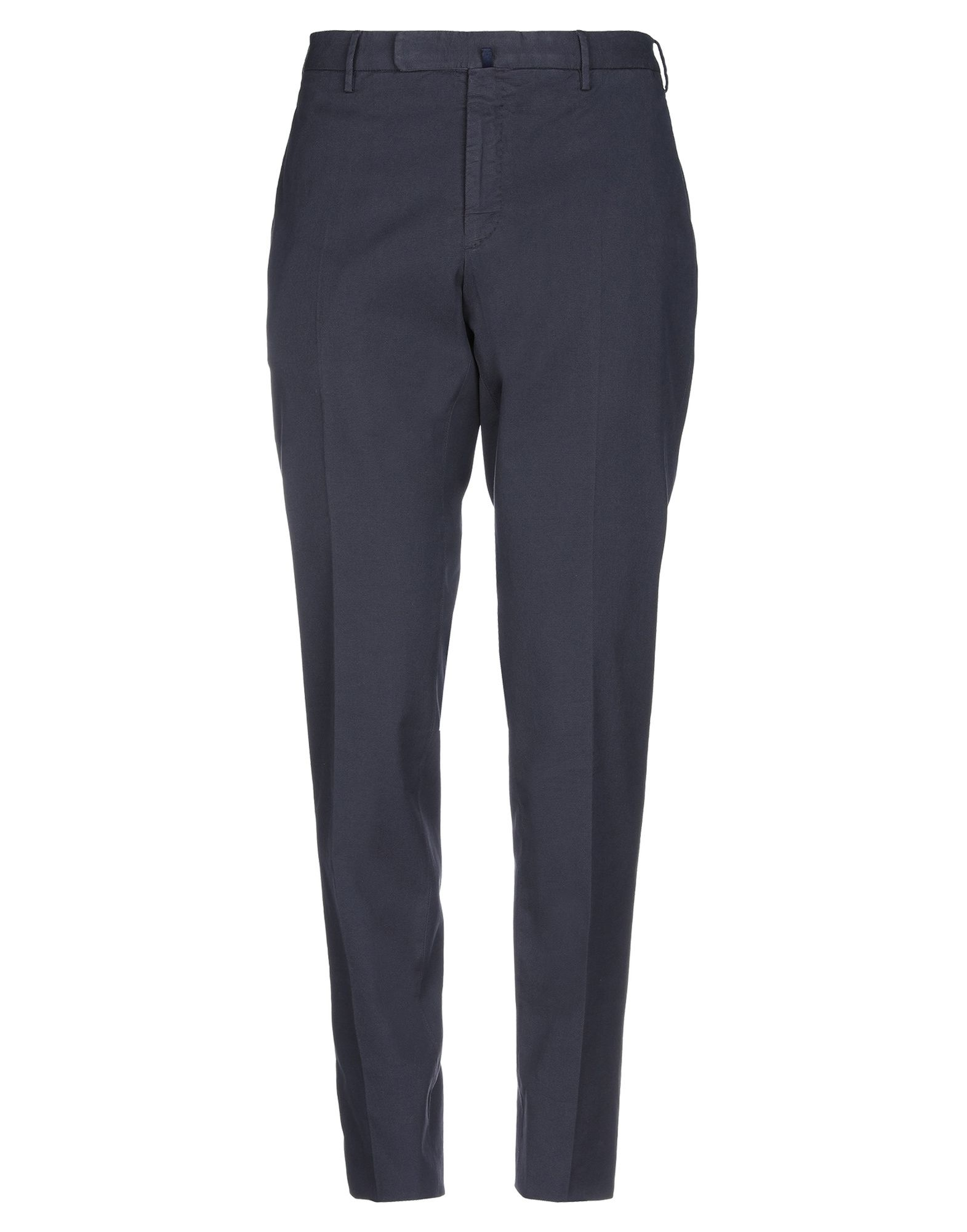 INCOTEX Повседневные брюки брюки повседневные серые in extenso