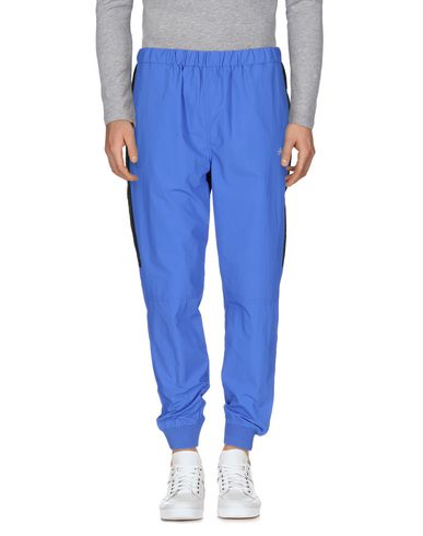 STUSSY メンズ パンツ ブルー M ナイロン 100%