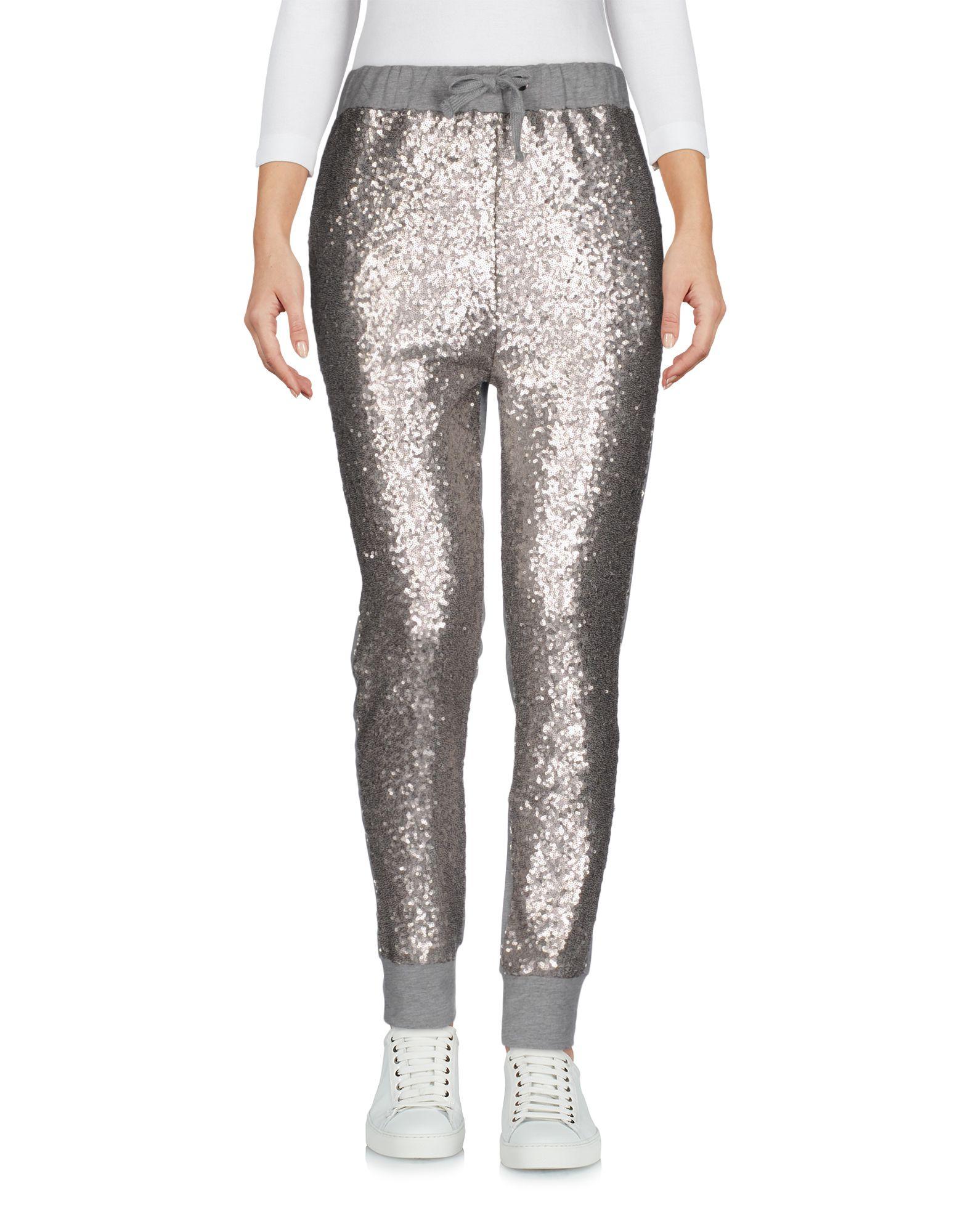 LE VOLIÈRE Повседневные брюки olympia le tan джинсовые брюки