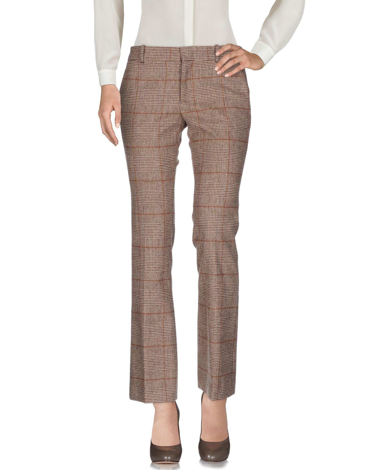 Super Blond Casual Pants
