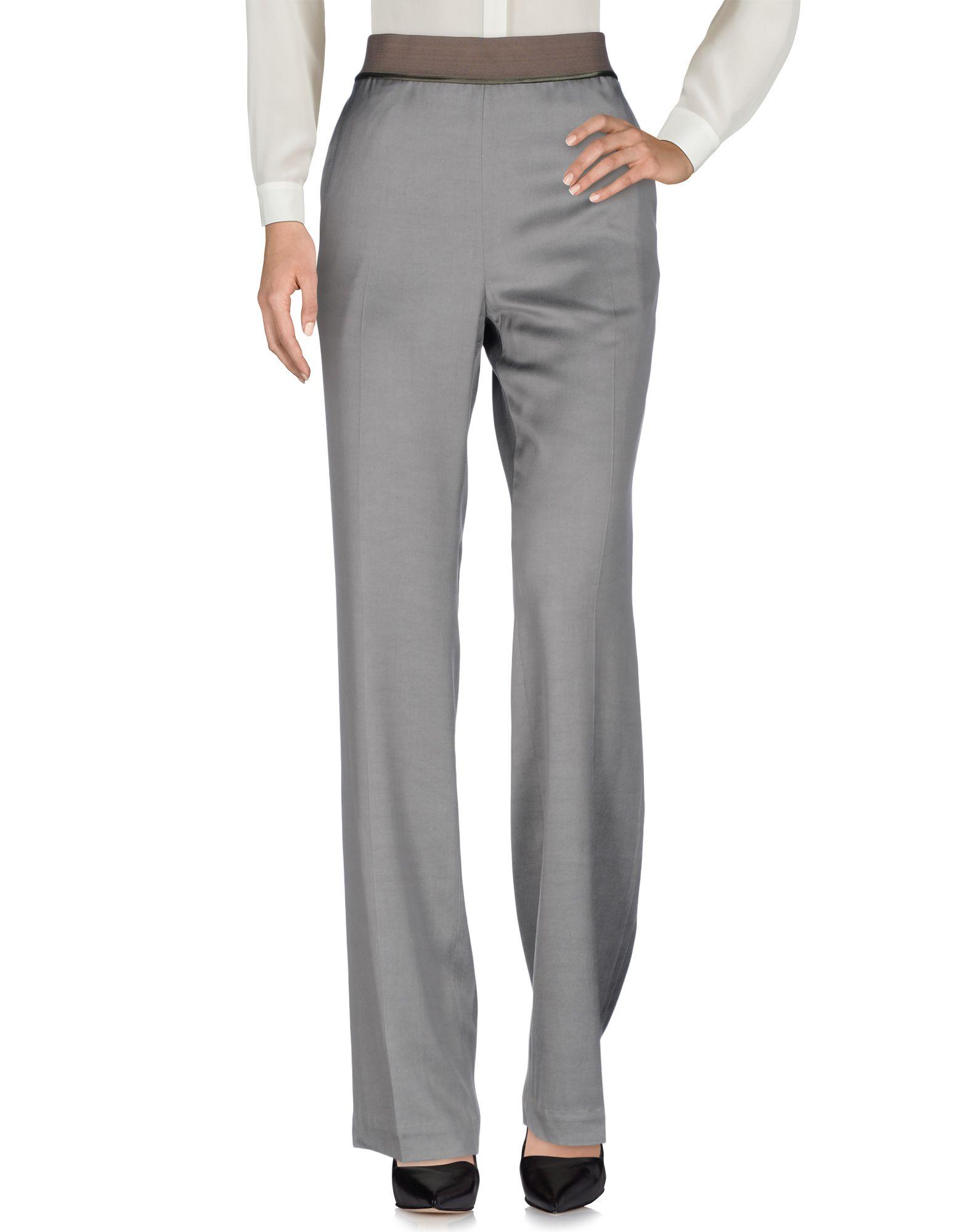 цена HAIDER ACKERMANN Повседневные брюки онлайн в 2017 году