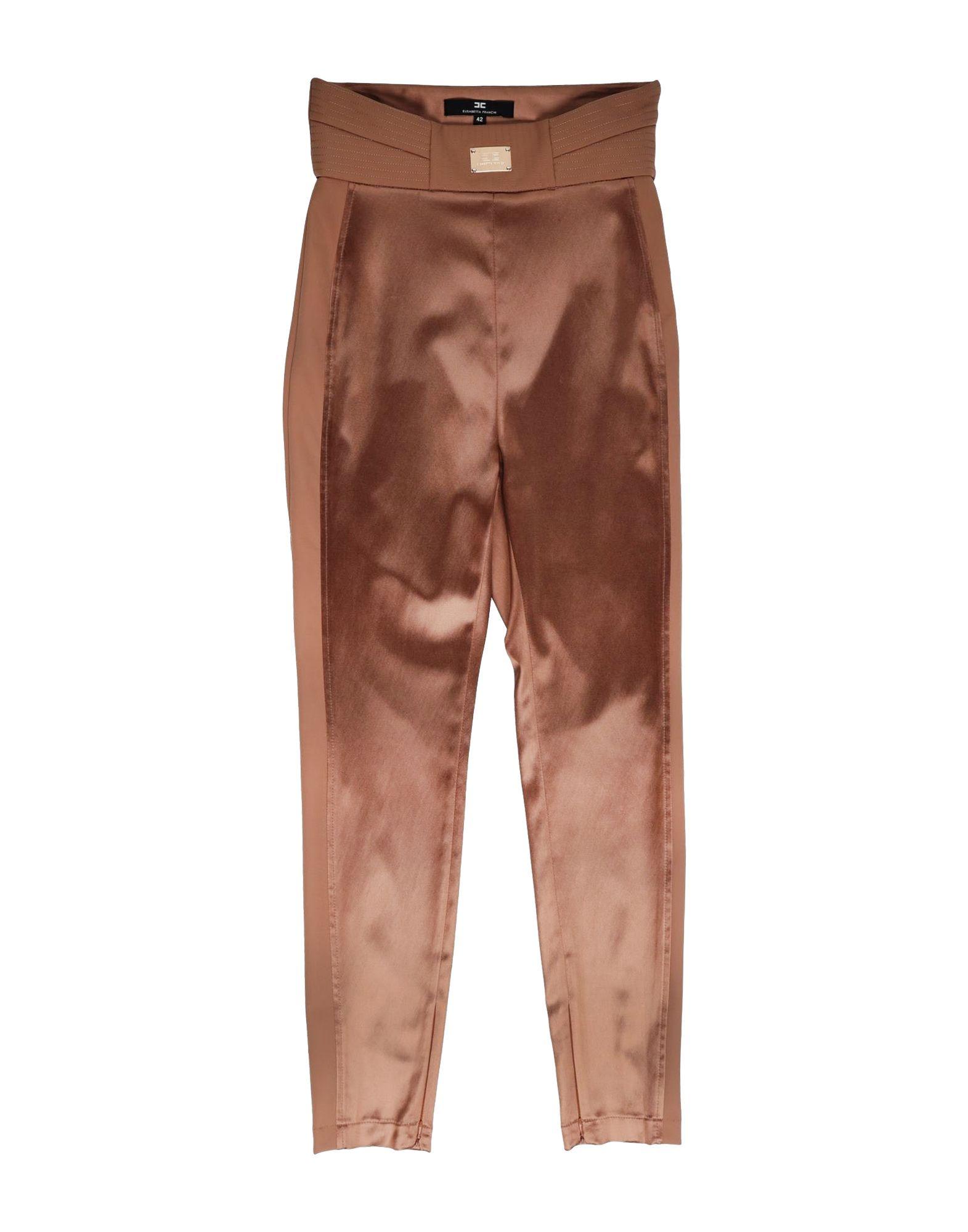 ELISABETTA FRANCHI Повседневные брюки цена