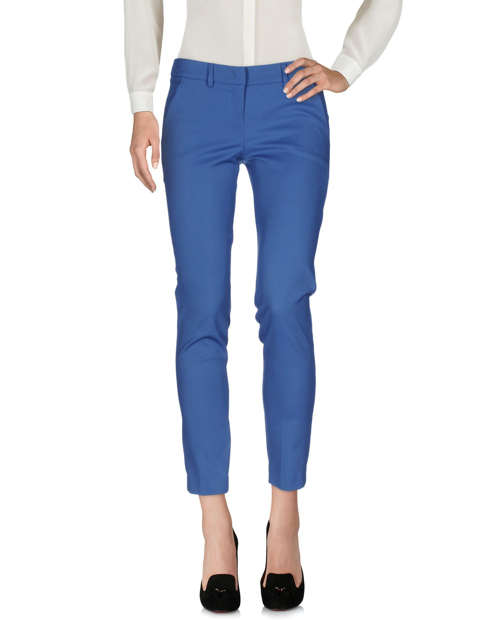 цена HANITA Повседневные брюки онлайн в 2017 году