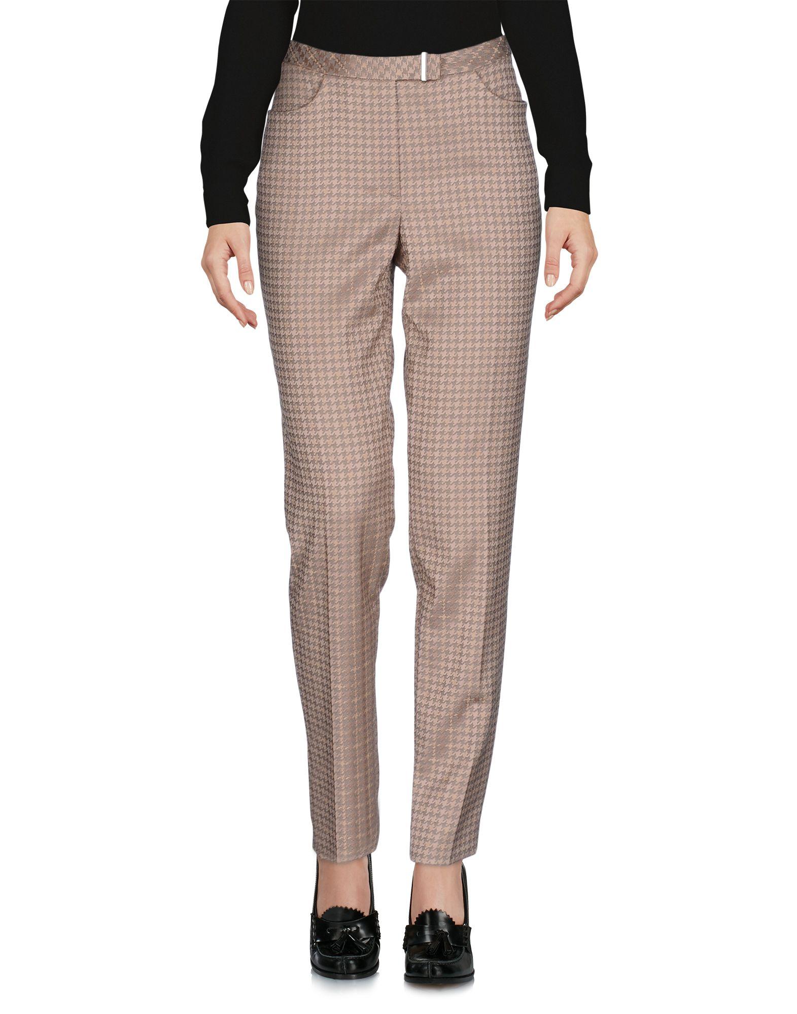 MARC CAIN Повседневные брюки легкий сарафан на бретелях marc cain платья и сарафаны мини короткие