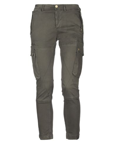 Купить Повседневные брюки цвет зеленый-милитари