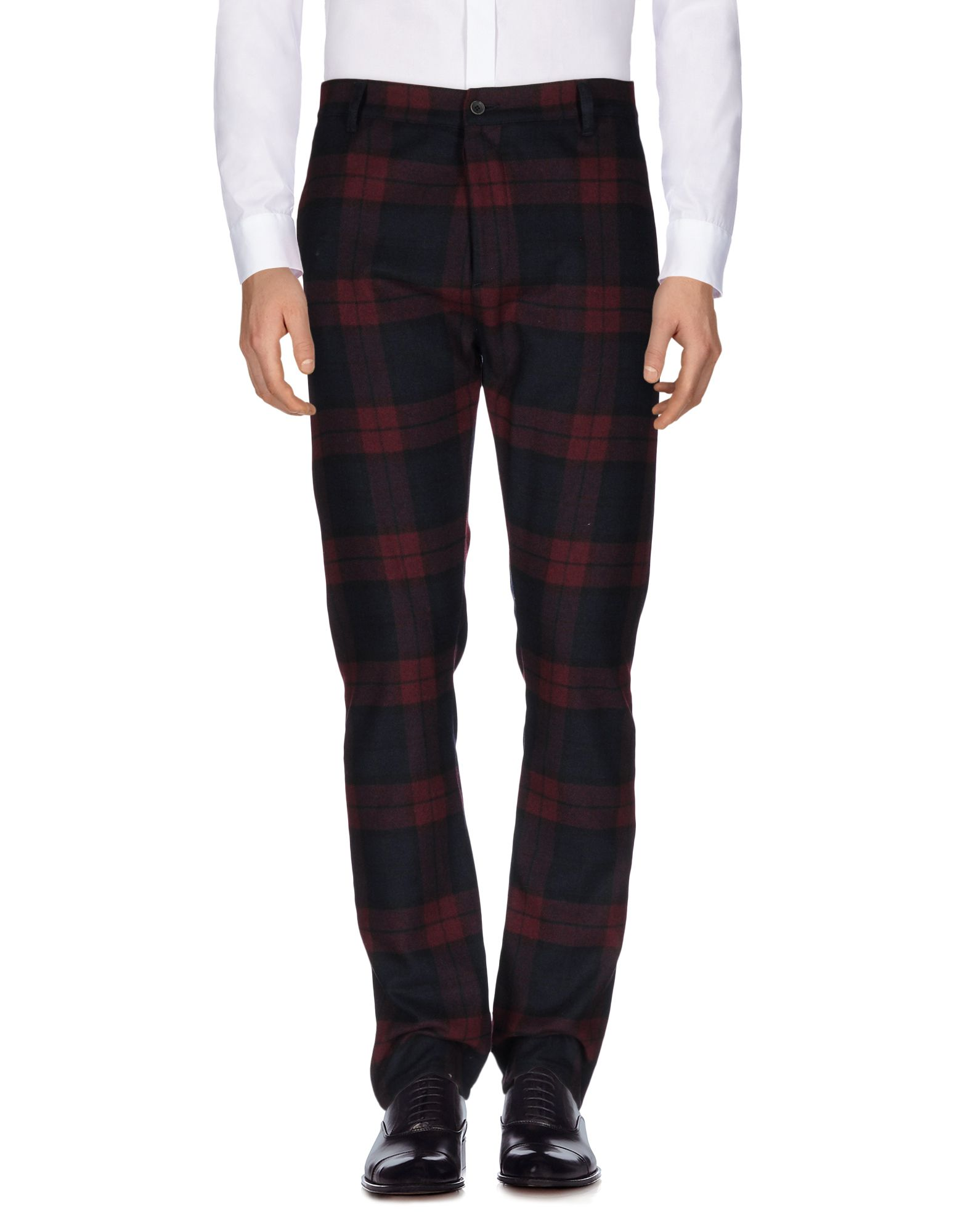 купить GREY DANIELE ALESSANDRINI Повседневные брюки по цене 7250 рублей