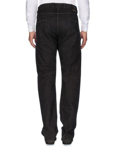 Фото 2 - Повседневные брюки от VICTOR B темно-коричневого цвета