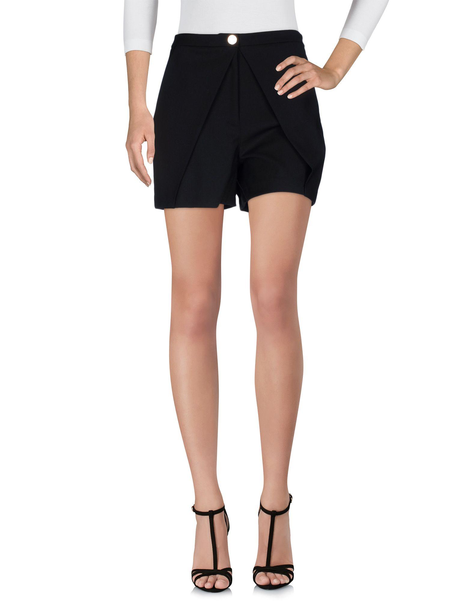 ANIYE BY Damen Shorts Farbe Schwarz Größe 4