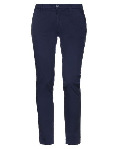 Фото - Повседневные брюки от REBEL QUEEN by LIU •JO темно-синего цвета