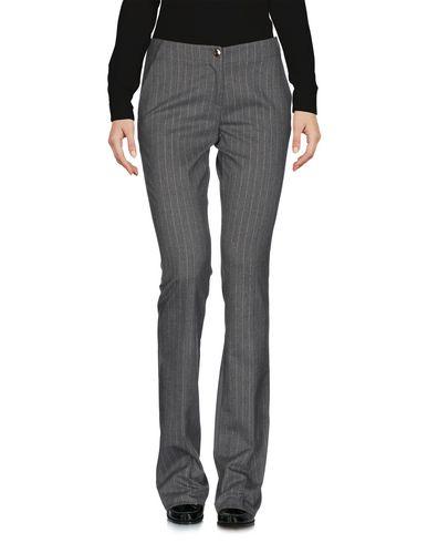 Фото - Повседневные брюки от CARLA G. серого цвета