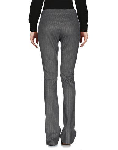 Фото 2 - Повседневные брюки от CARLA G. серого цвета