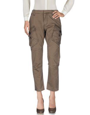 GUESS Damen Hose Farbe Khaki Größe 8