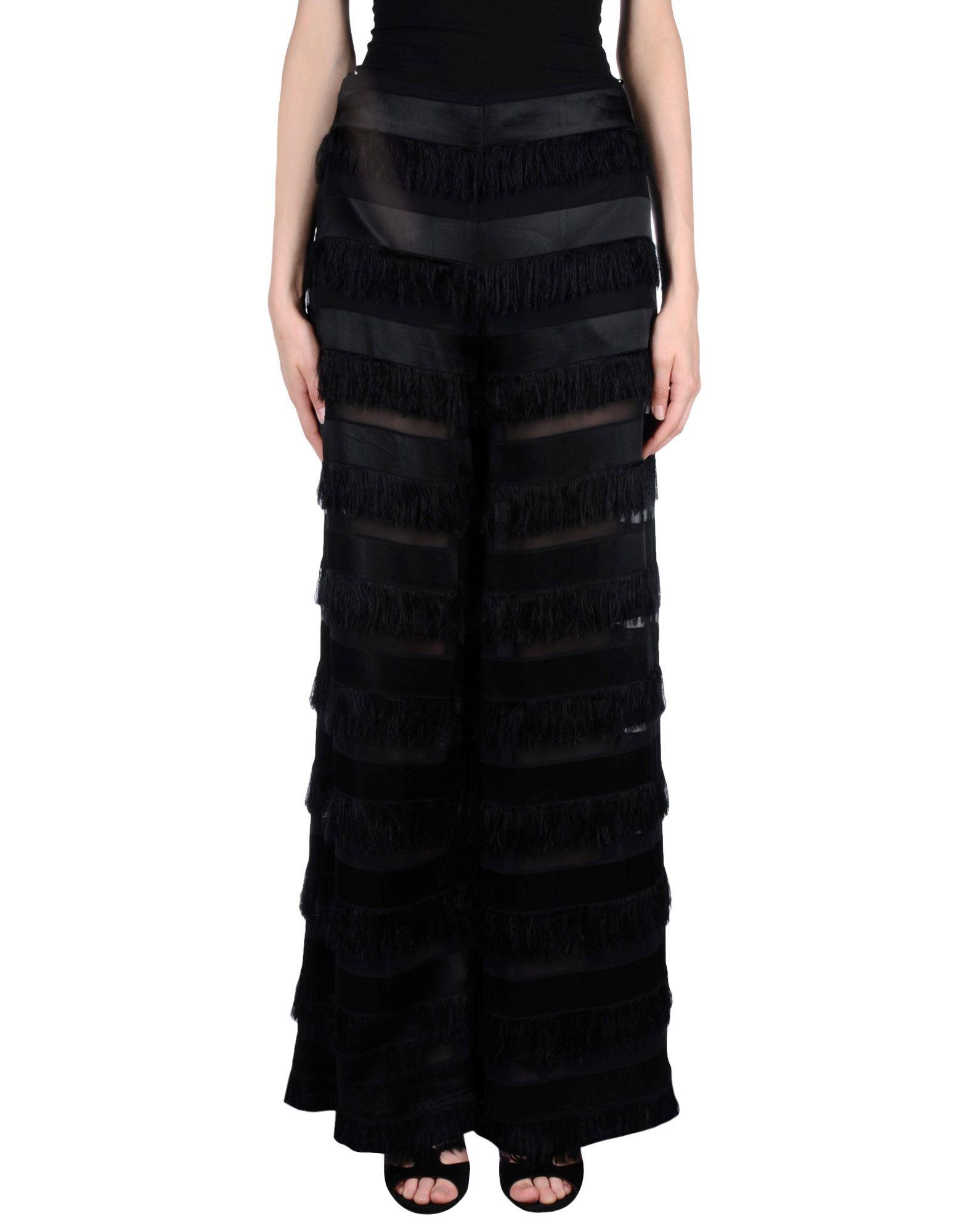 IO COUTURE Повседневные брюки