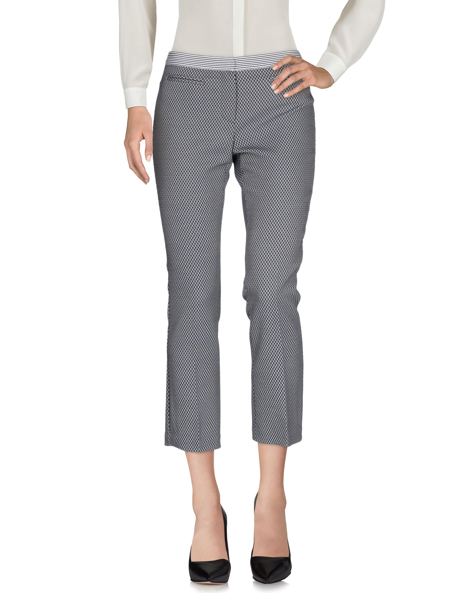 TERESA DAINELLI Casual Pants in Grey