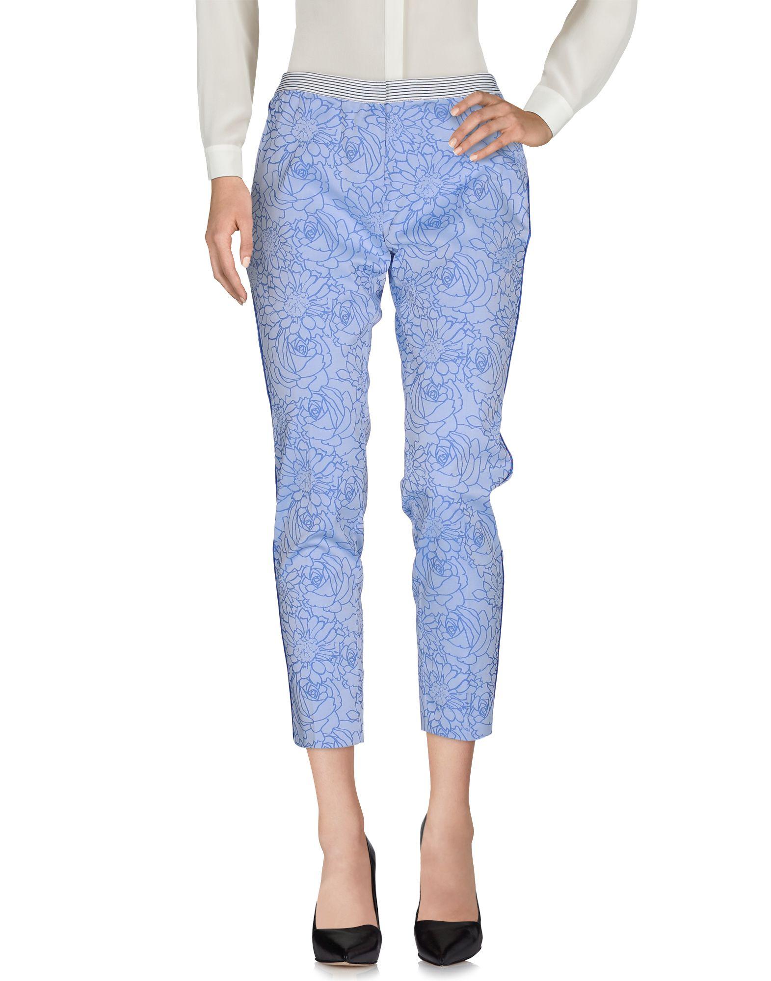 TERESA DAINELLI Casual Pants in Sky Blue