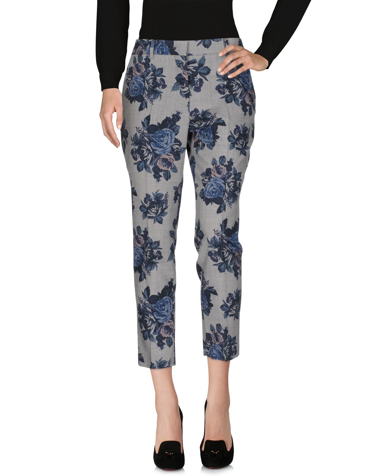 MSGM Повседневные брюки повседневные платья