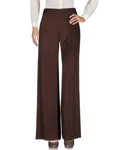 Фото - Повседневные брюки от MARIO BORSATO темно-коричневого цвета