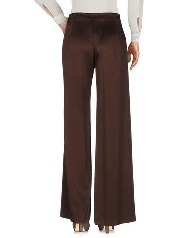 Фото 2 - Повседневные брюки от MARIO BORSATO темно-коричневого цвета