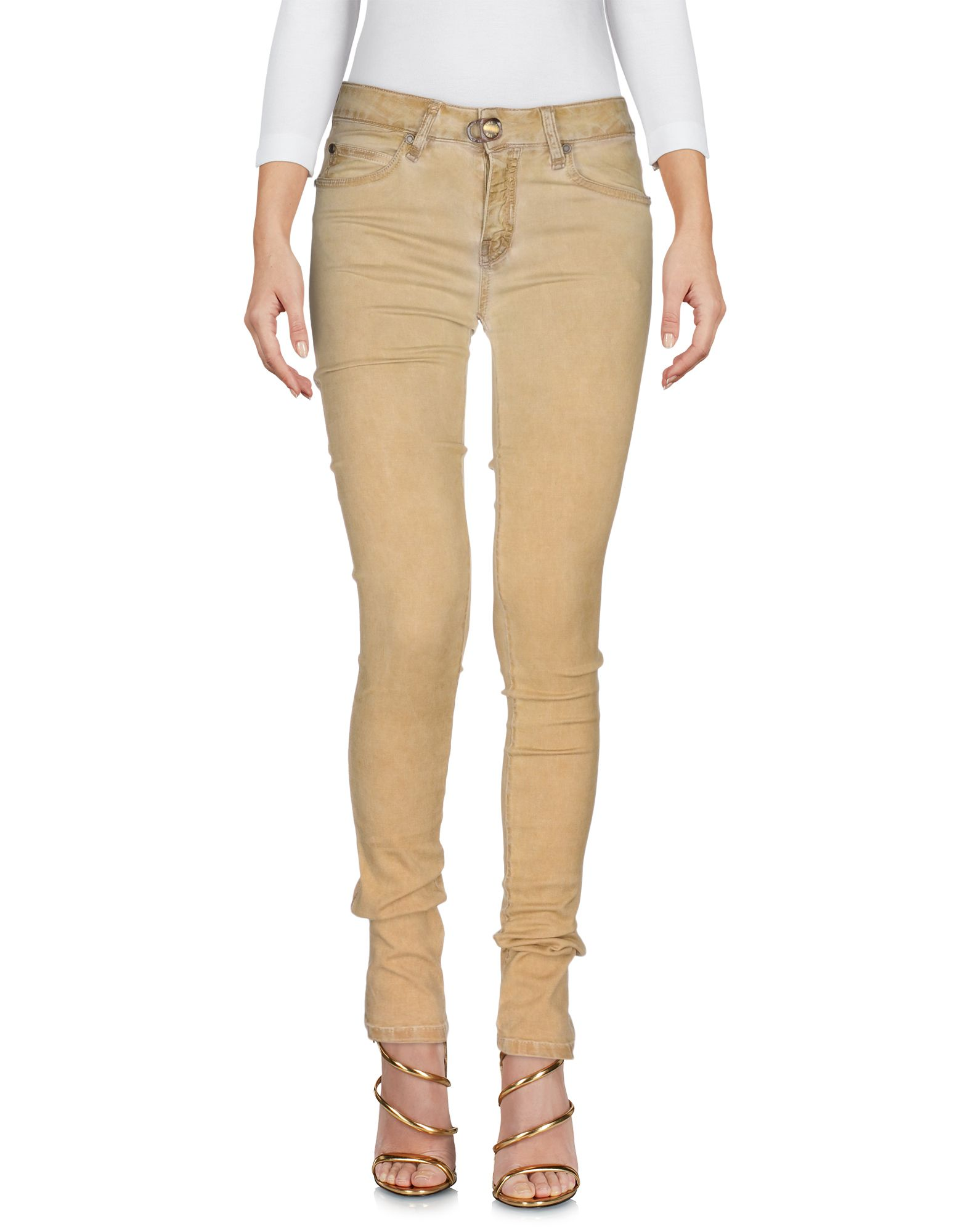 купить PLEIN SUD Джинсовые брюки по цене 4250 рублей