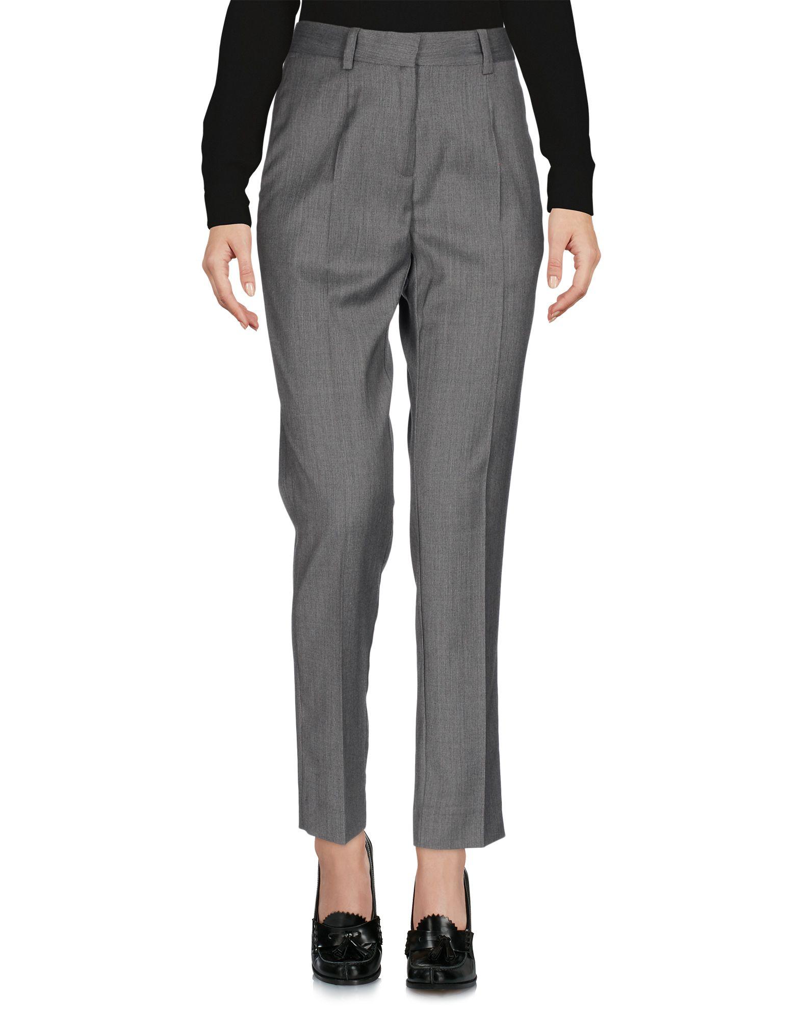 WOOD Damen Hose Farbe Grau Größe 5 - broschei