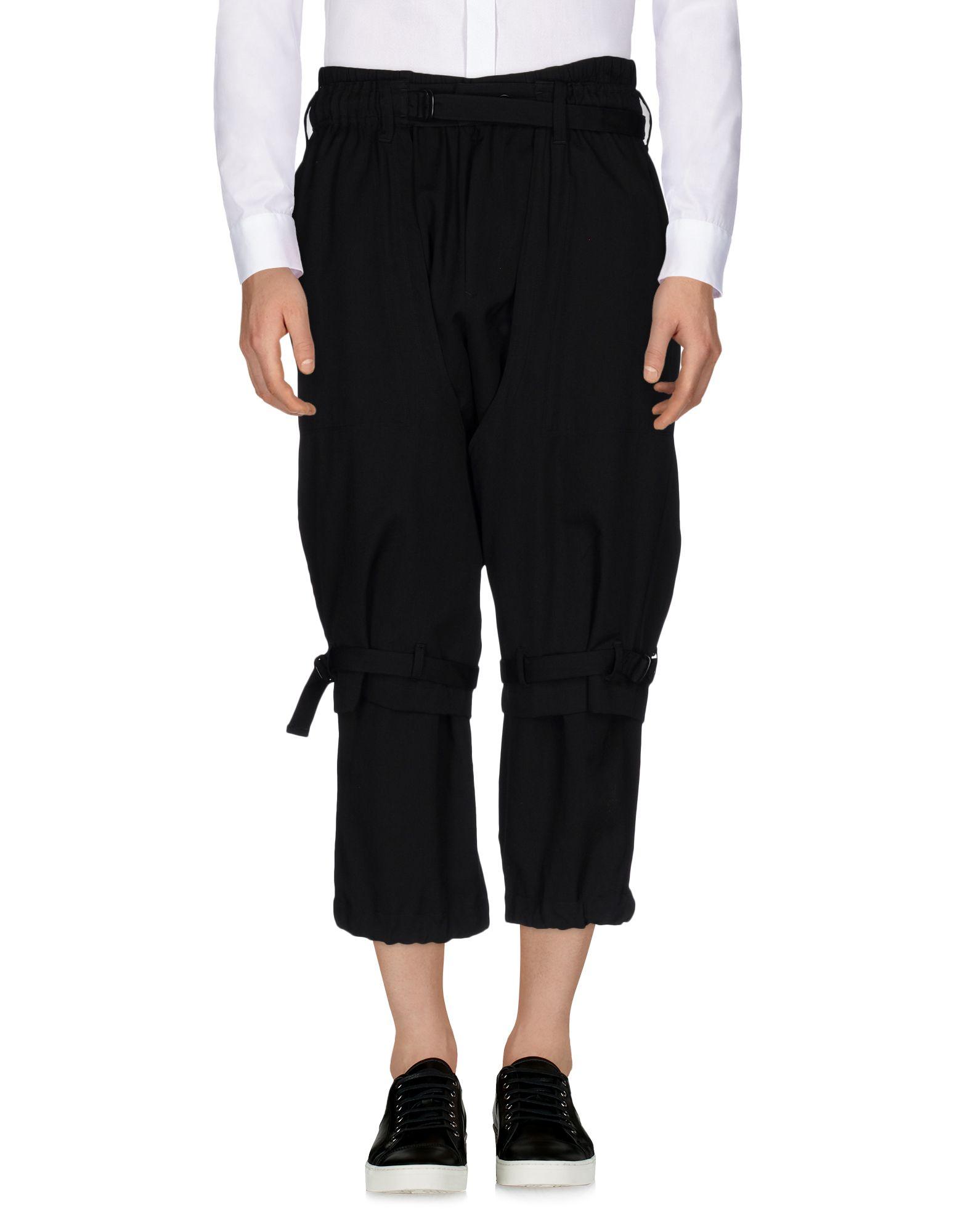 купить YOHJI YAMAMOTO POUR HOMME Повседневные брюки по цене 25400 рублей