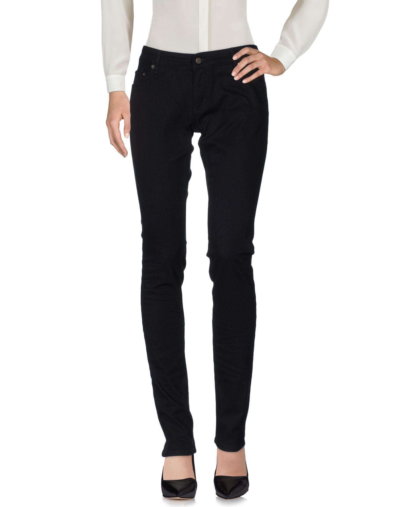 ICEBERG Damen Hose Farbe Schwarz Größe 8 jetztbilligerkaufen
