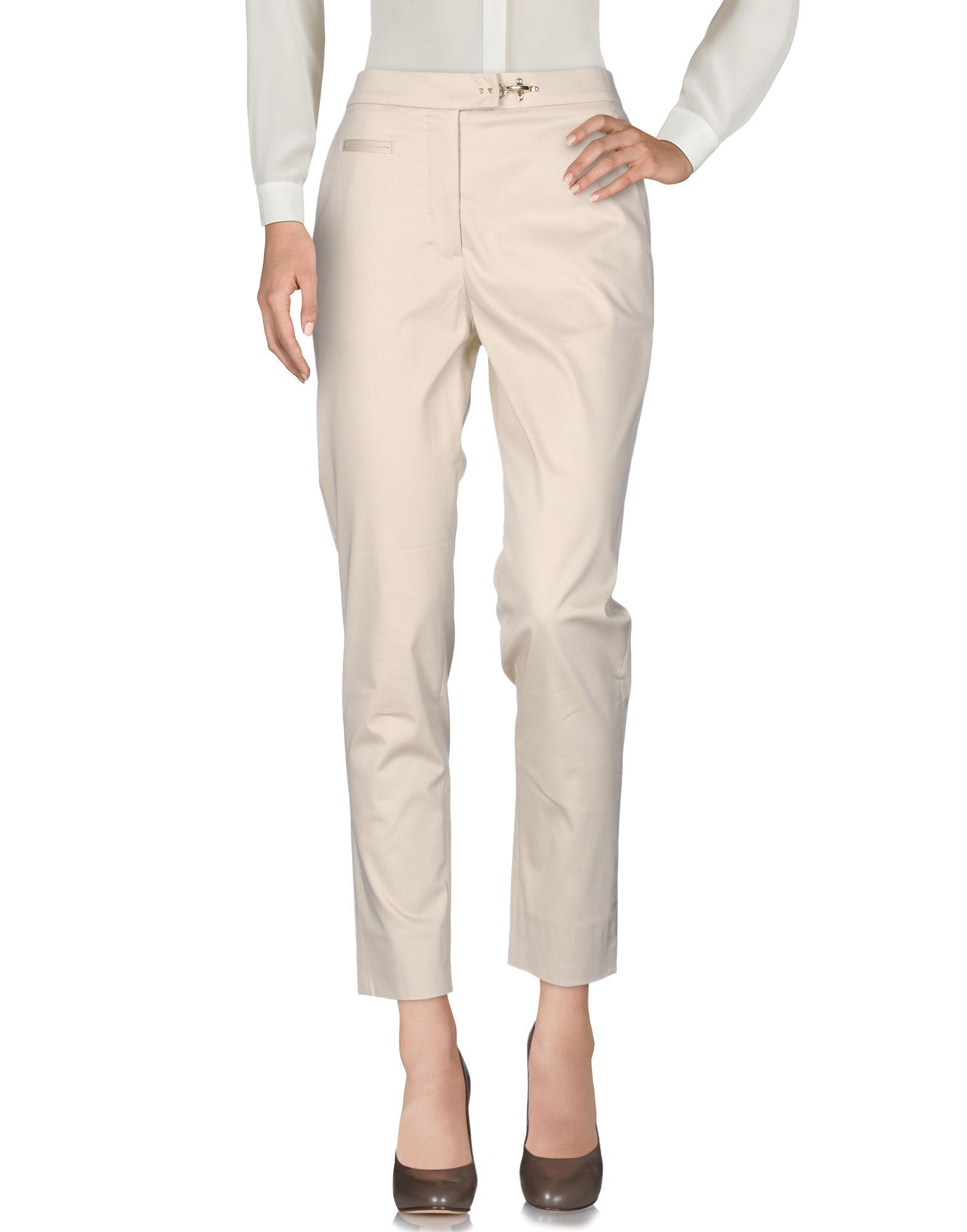 FAY Damen Hose Farbe Beige Größe 5 - broschei