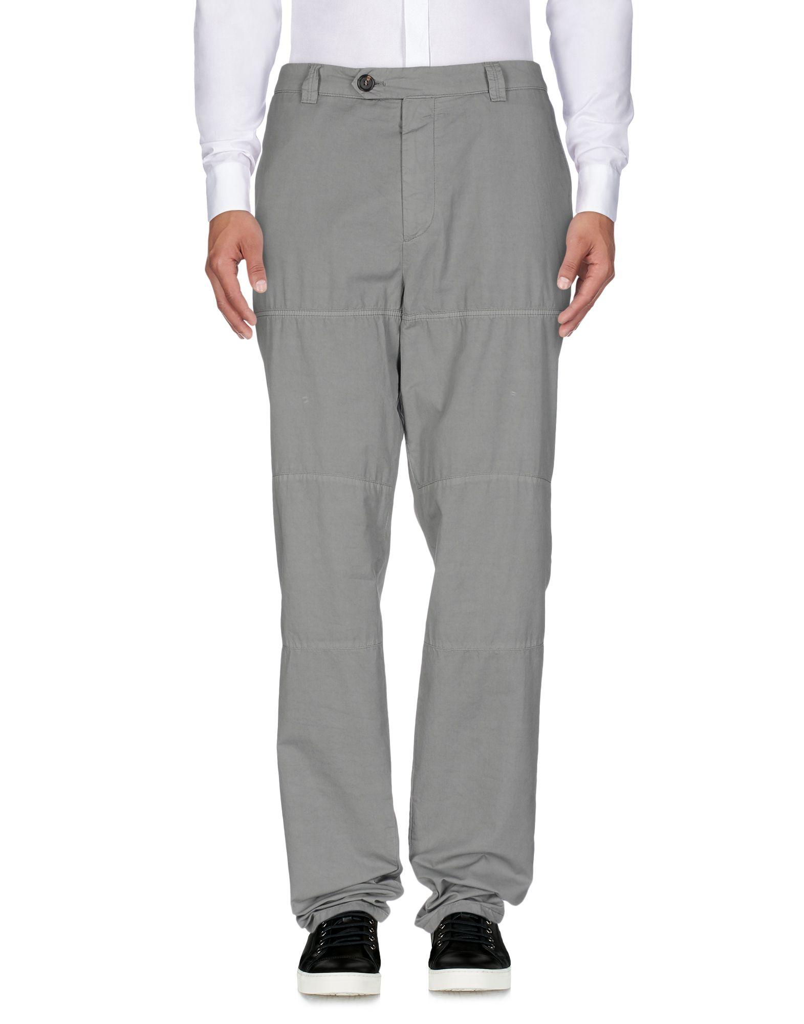 цена BRUNELLO CUCINELLI Повседневные брюки онлайн в 2017 году