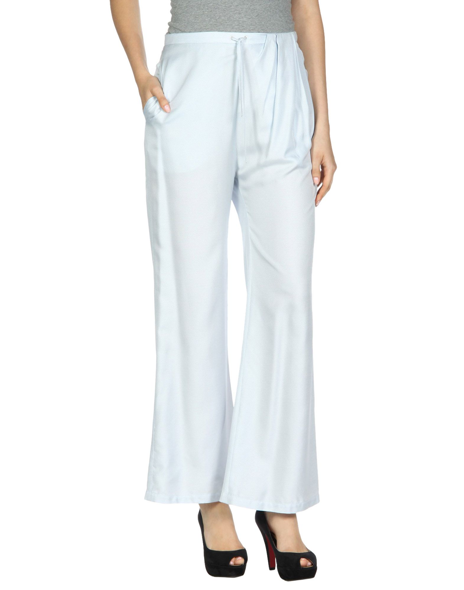 BACK Casual Pants in Sky Blue