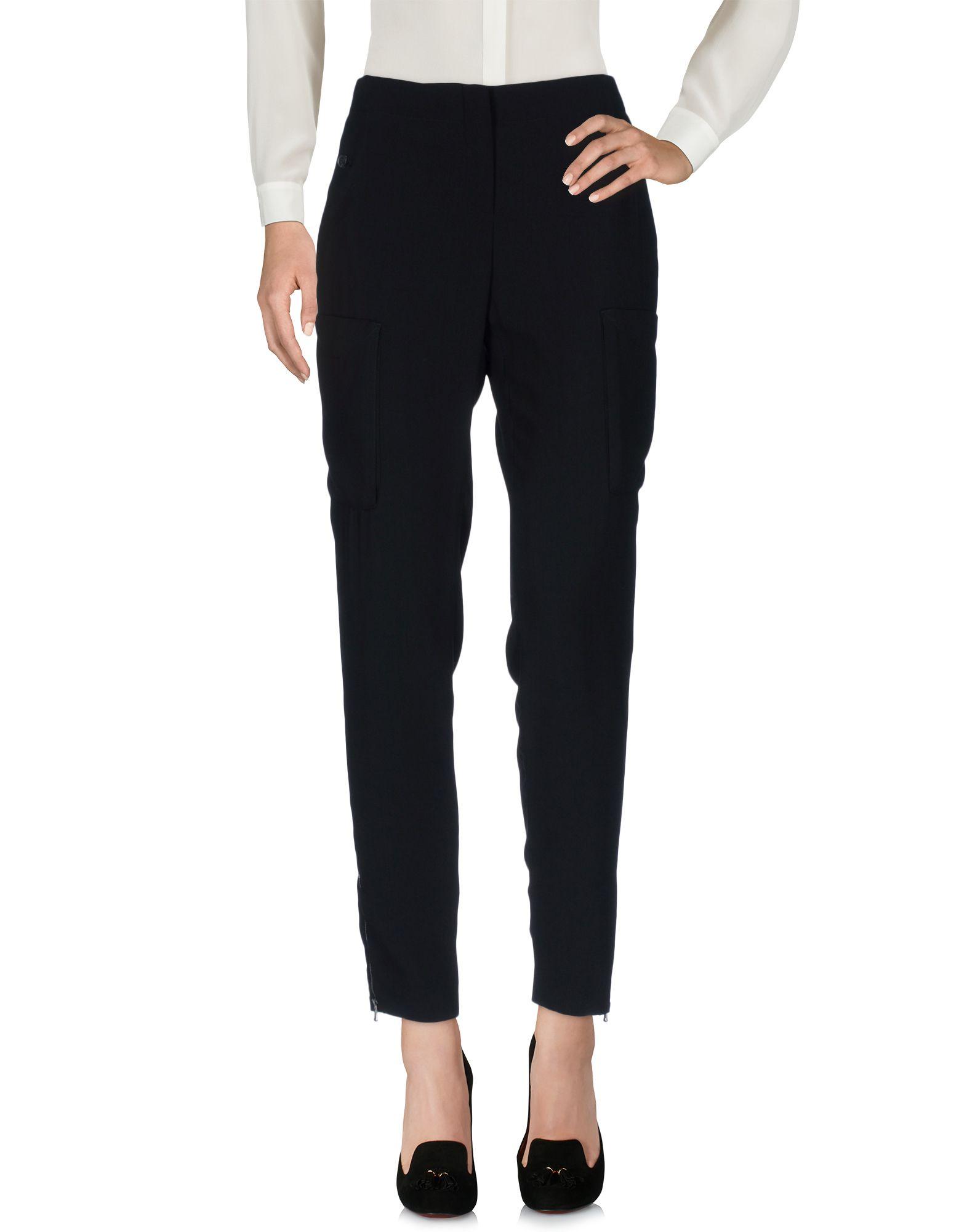 цена FABRIZIO LENZI Повседневные брюки онлайн в 2017 году