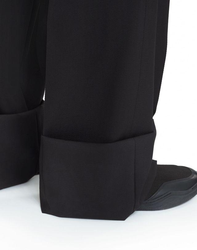 LANVIN OVERSIZED PANTS Pants U b