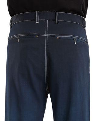 LANVIN OVERDYED PANTS Pants U a