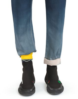 LANVIN OVERDYED PANTS Pants U b